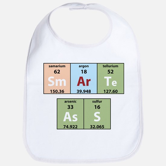 Chemistry Smart Ass Bib