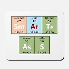 Chemistry Smart Ass Mousepad
