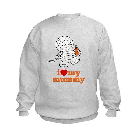 Little Mummy Kids Sweatshirt