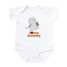 Little Mummy Infant Bodysuit
