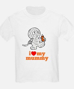 Little Mummy T-Shirt