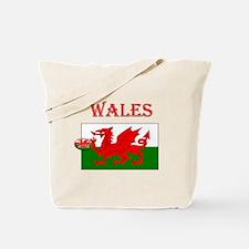 Wales Rugby Tote Bag