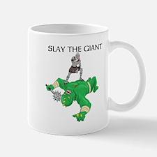 Dark Elf Gladiator Mug