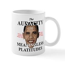 Platitudes Small Small Mug