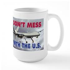 Mil 11 MG-S Reaper Dont mess  copy Mugs