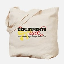 I want my honey home! Tote Bag
