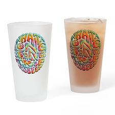 Long Strange Trip Drinking Glass