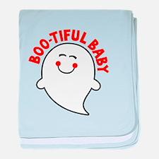 Boo-tiful Baby baby blanket