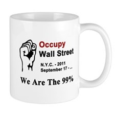 Occupy Wall Street - Mug