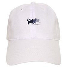 Running Huskies Baseball Cap