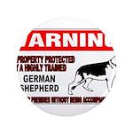 German Shepherd Warning 3.5