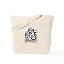TEENAGE BRIARD Tote Bag