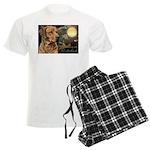 Moonlit Ridgeback Men's Light Pajamas