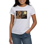 Moonlit Ridgeback Women's T-Shirt