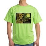 Moonlit Ridgeback Green T-Shirt