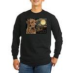 Moonlit Ridgeback Long Sleeve Dark T-Shirt