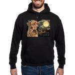 Moonlit Ridgeback Hoodie (dark)