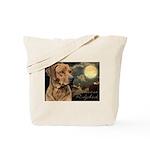 Moonlit Ridgeback Tote Bag
