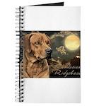 Moonlit Ridgeback Journal