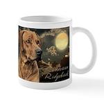 Moonlit Ridgeback Mug