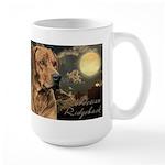 Moonlit Ridgeback Large Mug
