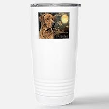 Moonlit Ridgeback Travel Mug