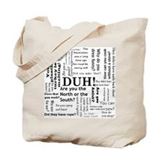 Cute 18th century wars Tote Bag