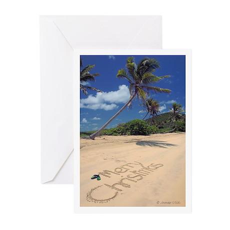 Caribbean Christmas Cards (Pk of 10)