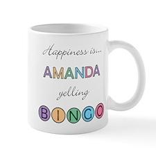 Amanda BINGO Mug