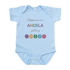 Angela BINGO Infant Bodysuit