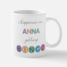 Anna BINGO Mug