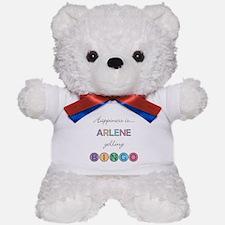 Arlene BINGO Teddy Bear