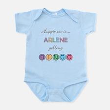 Arlene BINGO Infant Bodysuit