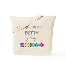 Betty BINGO Tote Bag