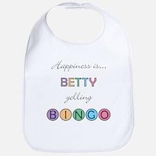 Betty BINGO Bib