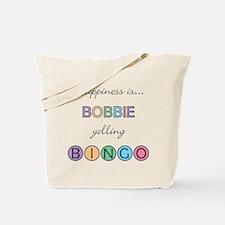 Bobbie BINGO Tote Bag