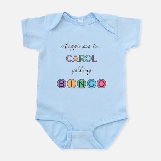 Carol BINGO Infant Bodysuit