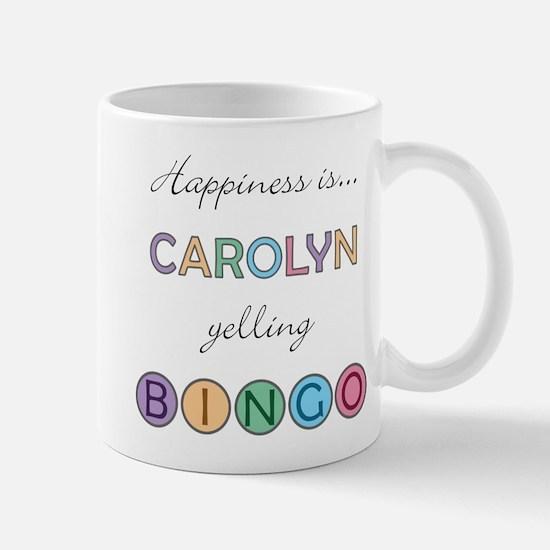 Carolyn BINGO Mug