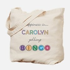 Carolyn BINGO Tote Bag