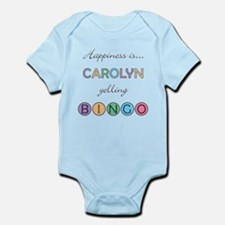Carolyn BINGO Infant Bodysuit