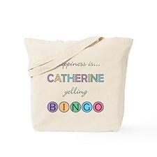 Catherine BINGO Tote Bag