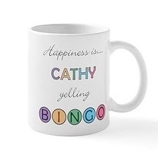 Cathy BINGO Mug