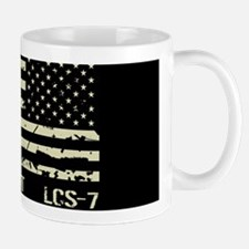 USS Detroit Mug