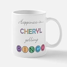 Cheryl BINGO Mug