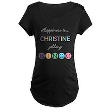 Christine BINGO T-Shirt