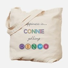 Connie BINGO Tote Bag