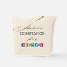 Constance BINGO Tote Bag