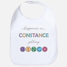 Constance BINGO Bib