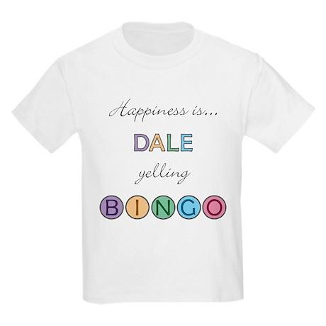 Dale BINGO Kids Light T-Shirt