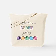 Debbie BINGO Tote Bag